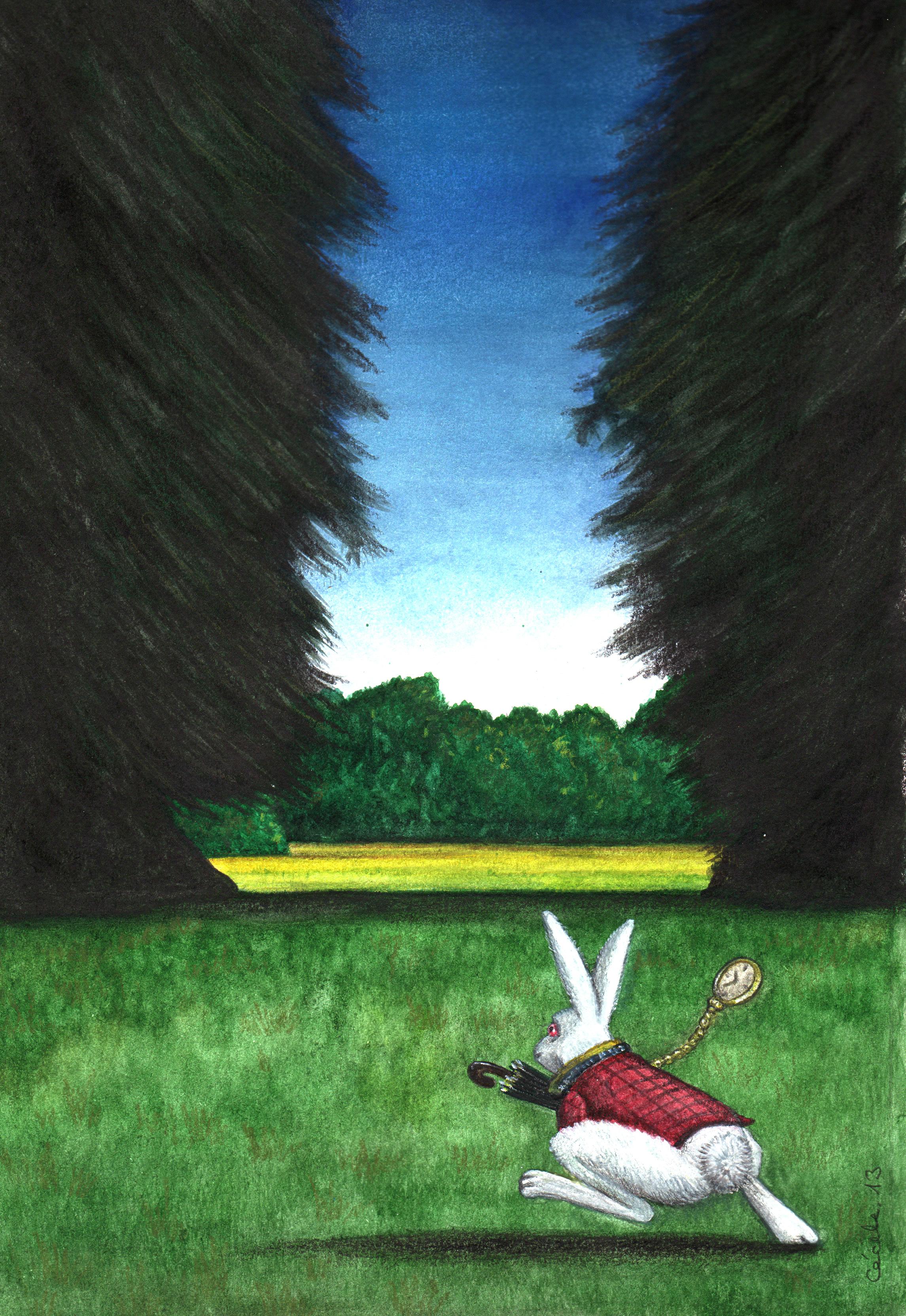 Alice au pays des merveilles, de Lewis Carroll (2014)